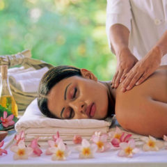 10 Session of Full Body Massage