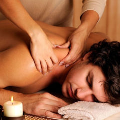 8 Session of Full Body Massage
